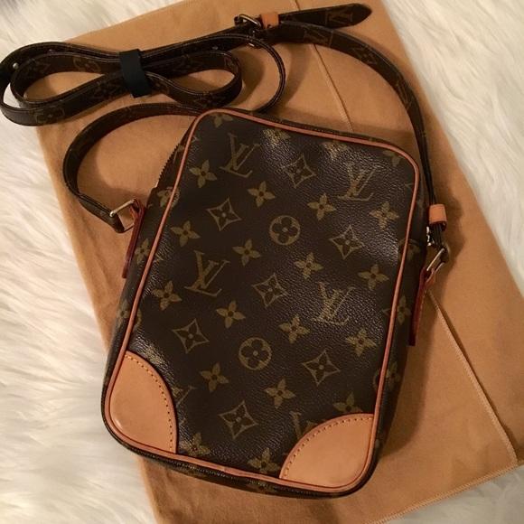 701c7afcb57b Louis Vuitton Handbags - Authentic Louis Vuitton Danube Crossbody Bag